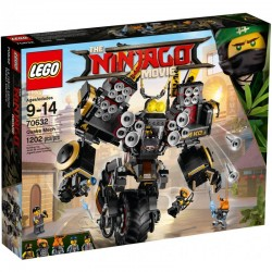 LEGO NINJAGO 70632 Mech Wstrząsu - NOWOŚĆ 2018