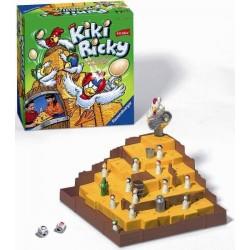 Ravensburger - 21044 - Gra Zręcznościowa - Kiki Ricky