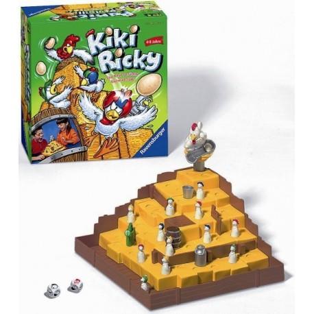 Ravensburger - 210442 - Gra Zręcznościowa - Kiki Ricky
