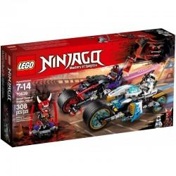 LEGO NINJAGO 70639 Wyścig Uliczny Wężowego Jaguara - NOWOŚĆ 2018
