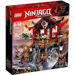LEGO NINJAGO 70643 Świątynia Wskrzeszenia - NOWOŚĆ 2018