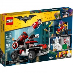 LEGO BATMAN MOVIE 70921 Armata Harley Quinn - NOWOŚĆ 2018