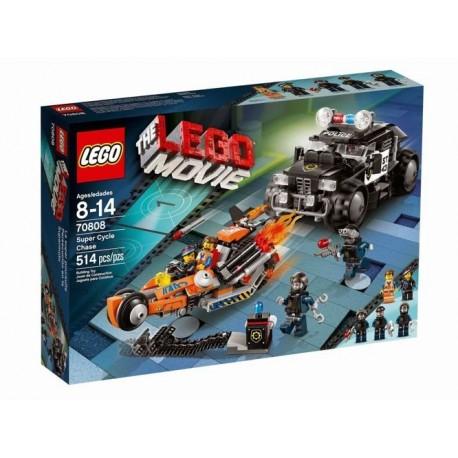 LEGO MOVIE 70808 Wyścig Superpojazdów