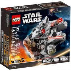 LEGO STAR WARS 75193 Sokół Millennium - NOWOŚĆ 2018