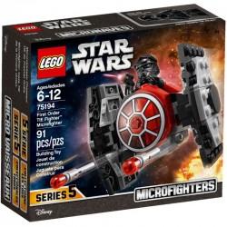 LEGO STAR WARS 75194 Myśliwiec TIE Najwyższego Porządku - NOWOŚĆ 2018