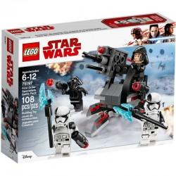 LEGO STAR WARS 75197 Najwyższy Porządek - NOWOŚĆ 2018