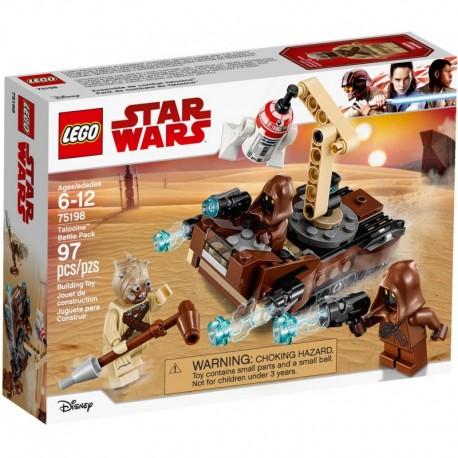 LEGO STAR WARS 75198 Tatooine - NOWOŚĆ 2018