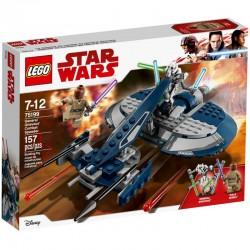 LEGO STAR WARS 75199 Ścigacz Bojowy Generała Grievousa - NOWOŚĆ 2018