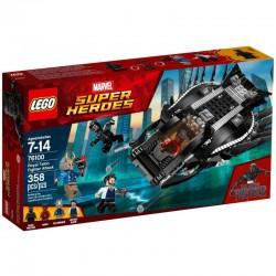 LEGO SUPER HEROES 76100 Atak Myśliwca Royal Talon Fighter - NOWOŚĆ 2018