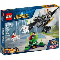 LEGO SUPER HEROES 76096 Superman i Krypto Łączą Siły - NOWOŚĆ 2018