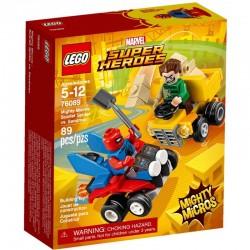 LEGO SUPER HEROES 76089 Superman Kontra Sandman - NOWOŚĆ 2018