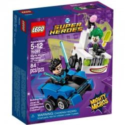 LEGO SUPER HEROES 76093 Nightwing Kontra Joker - NOWOŚĆ 2018