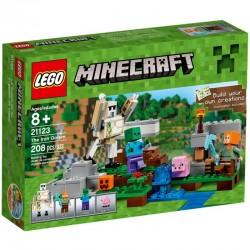 LEGO Minecraft 21123 Żelazny Golem - NOWOŚĆ 2018