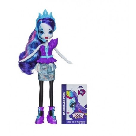 Hasbro - A6774 - A3994 - My Little Pony - Equestria Girls Rainbow Rocks - Rarity