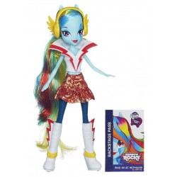 Hasbro - A6775 - My Little Pony - Equestria Girls Rainbow Rocks - Rainbow Dash
