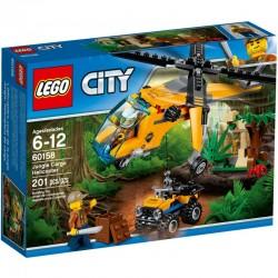 LEGO CITY 60158 Helikopter Transportowy NOWOŚĆ 2017