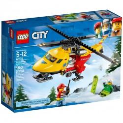 LEGO CITY 60179 Helikopter Medyczny NOWOŚĆ 2018