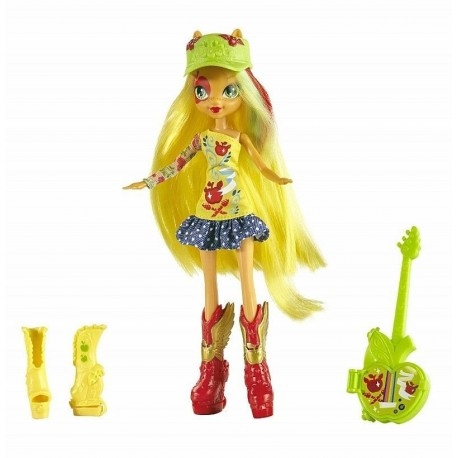 Hasbro - A7251 - My Little Pony - Equestria Girls Rainbow Rocks - Applejack