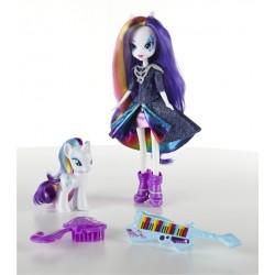 Hasbro - A6776 - My Little Pony - Equestria Girls Rainbow Rocks- Rarity z Kucykiem