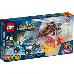 LEGO SUPER HEROES 76098 Lodowy Superwyścig - NOWOŚĆ 2018