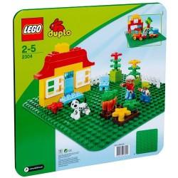 LEGO DUPLO 2304 Zielona Płyta Budowlana