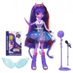 Hasbro - A6683- My Little Pony - Equestria Girls Rainbow Rocks - Twilight Sparkle