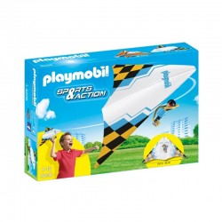 PLAYMOBIL 9206 Sports & Action - LOTNIARZ JACK