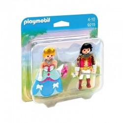 PLAYMOBIL 9215 Duo Pack - PARA KSIĄŻĘCA