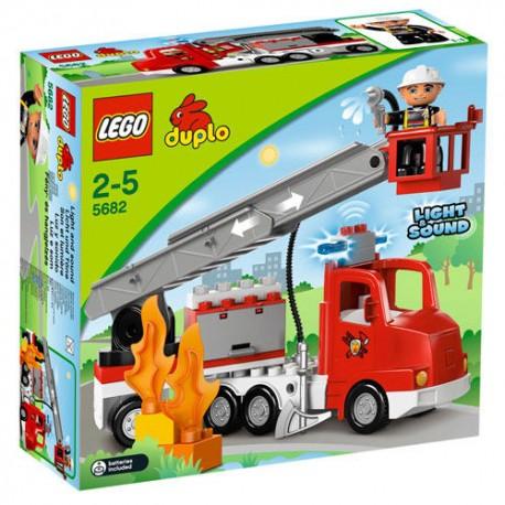 LEGO DUPLO 5682 Wóz Strażacki