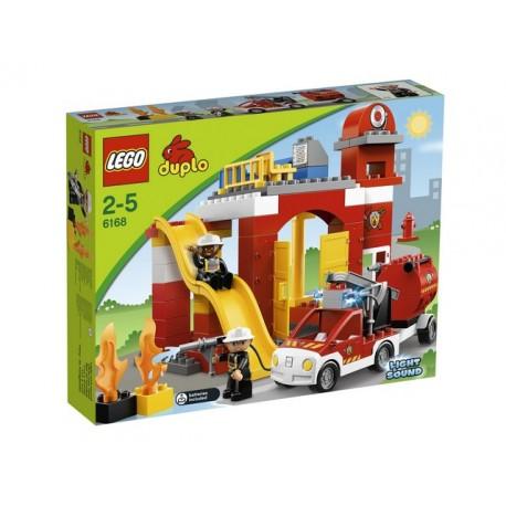 LEGO DUPLO 6168 Remiza Strażacka