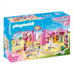 PLAYMOBIL 9226 City Life - SALON SUKIEN ŚLUBNUCH