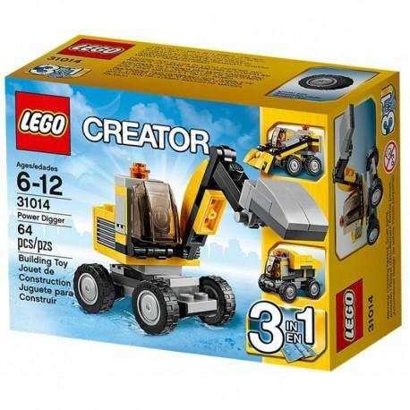 LEGO CREATOR 31014 Koparka