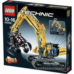 LEGO TECHNIC 42006 Koparka 2 w 1