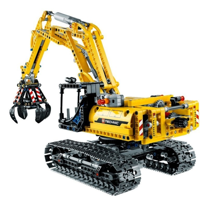 Lego Technic 42006 Koparka 2 W 1 Pan Zabawka