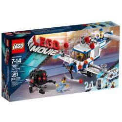 LEGO MOVIE 70811 Latająca Armatka Wodna