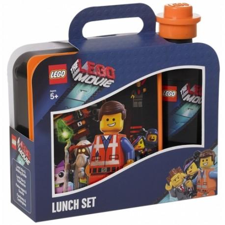 LEGO Pojemnik na Śniadanie + Bidon MOVIE