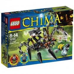 LEGO CHIMA 70130 Pajęczy Ścigacz Sparratusa
