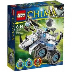 LEGO CHIMA 70131 Miotacz Skał Rogona