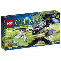 LEGO CHIMA 70128 Pojazd Braptora
