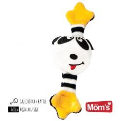 HENCZ TOYS 070 - CARE MOM'S - Grzechotka na Rączkę - PANDA