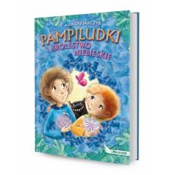 DREAMS 79753 - Literatura Dziecięca - Asia Olejarczyk PAMPILUDKI I KRÓLESTWO NIEBIESKIE cz. 2