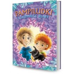 DREAMS 94189 - Literatura Dziecięca - Asia Olejarczyk PAMPILUDKI I TAJEMNICE WIARY