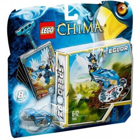 LEGO CHIMA 70105 Gniazdo