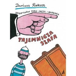 DREAMS 83139 - Literatura Dziecięca Młodzieżowa - Dariusz Rekosz DETEKTYWÓW PARA JACEK I BARBARA. TAJEMNICZA SZAFA. cz. 1