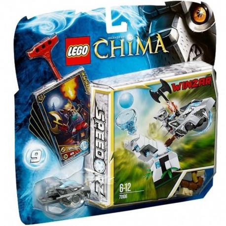 LEGO CHIMA 70106 Lodowa Wieża
