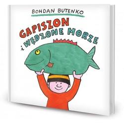 DREAMS 79449 - Literatura Dziecięca - Bohdan Butenko GAPISZON I WĘDZONE MORZE