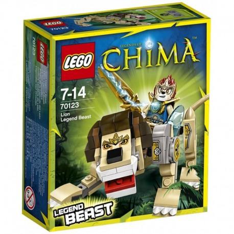 LEGO CHIMA 70123 Lew