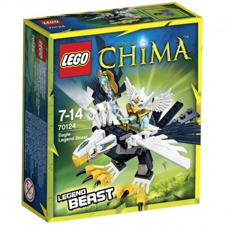 LEGO CHIMA 70124 Orzeł