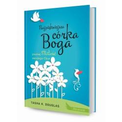 DREAMS 79548- Literatura Dziecięca Młodzieżowa - Tasha K. Douglas NAJPIĘKNIEJSZA CÓRKA BOGA
