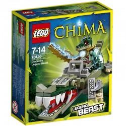 LEGO CHIMA 70126 Krokodyl